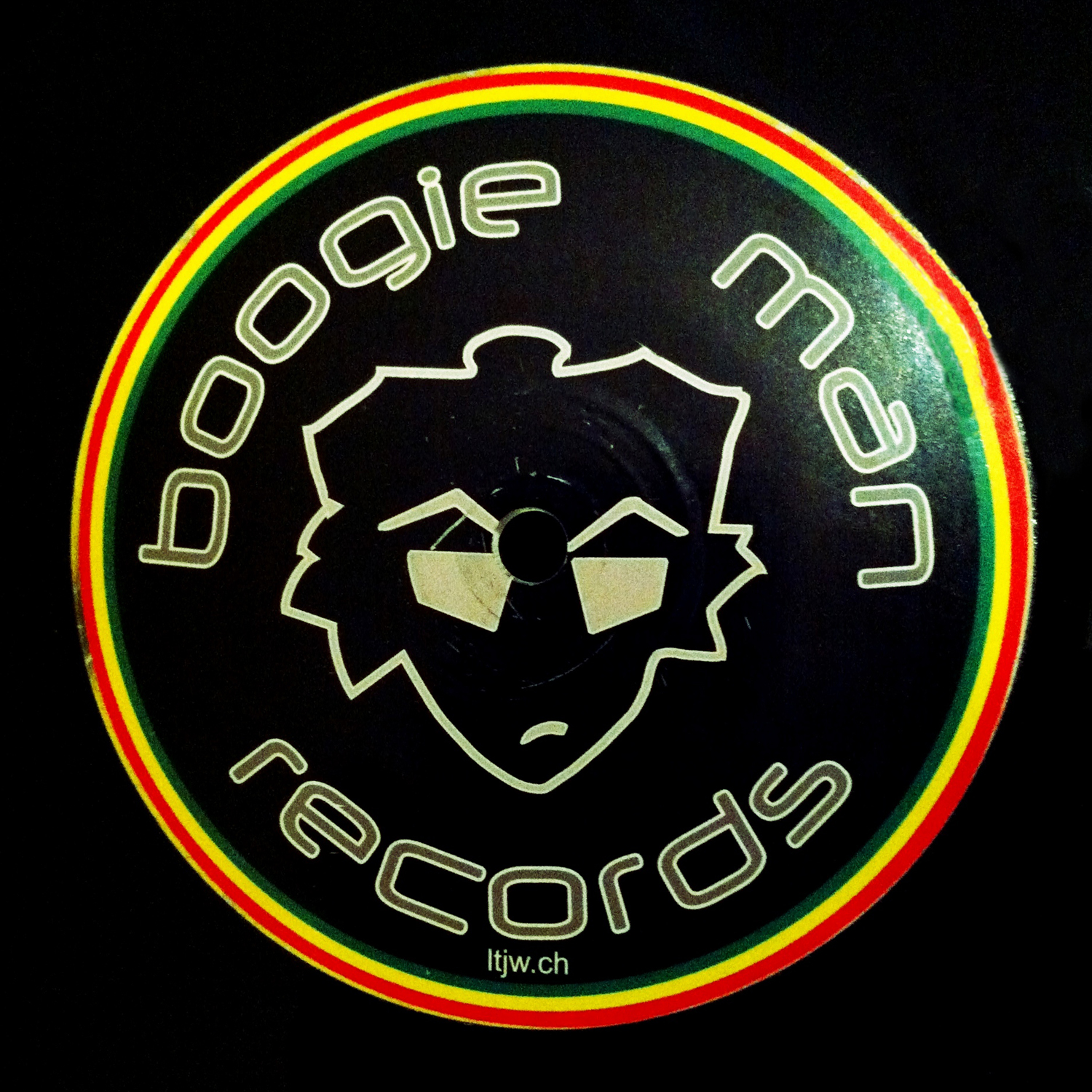 Boogie Man Records - Logo 1999