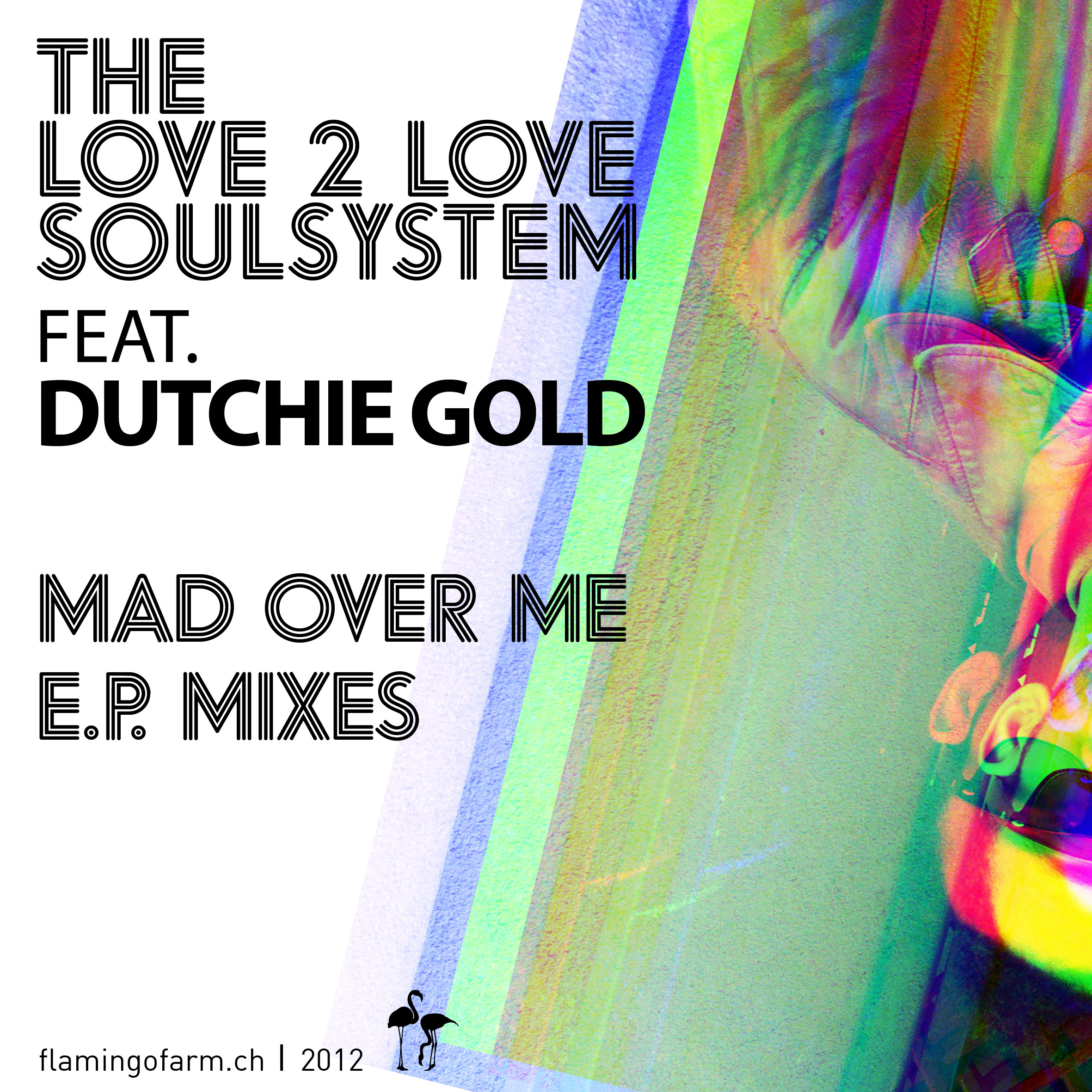 Love2LoveSoulsystem_feat Dutchie Gold_EP_ Trippic_Mad Over Me_300dpi